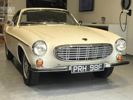 1968 Volvo P1800 S Coupe
