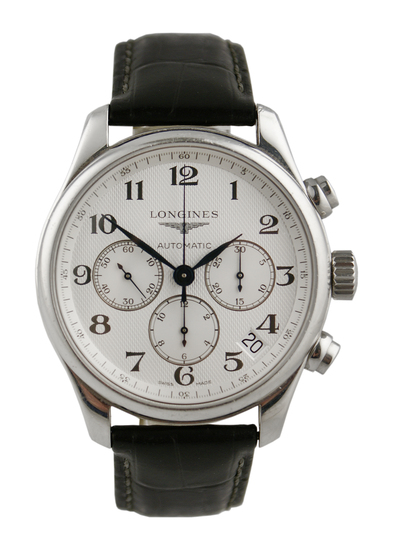 Longines 'Master Collection' Automatic Chronograph