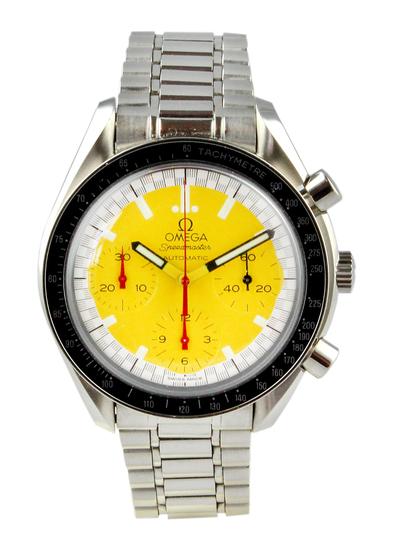 c.2001 Omega Speedmaster 'Schumacher' Automatic Chronograph