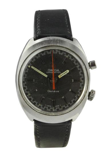 1969 Omega Chronostop Bracelet Watch