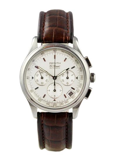c.2000 Zenith El-Primero Automatic Chronograph. The