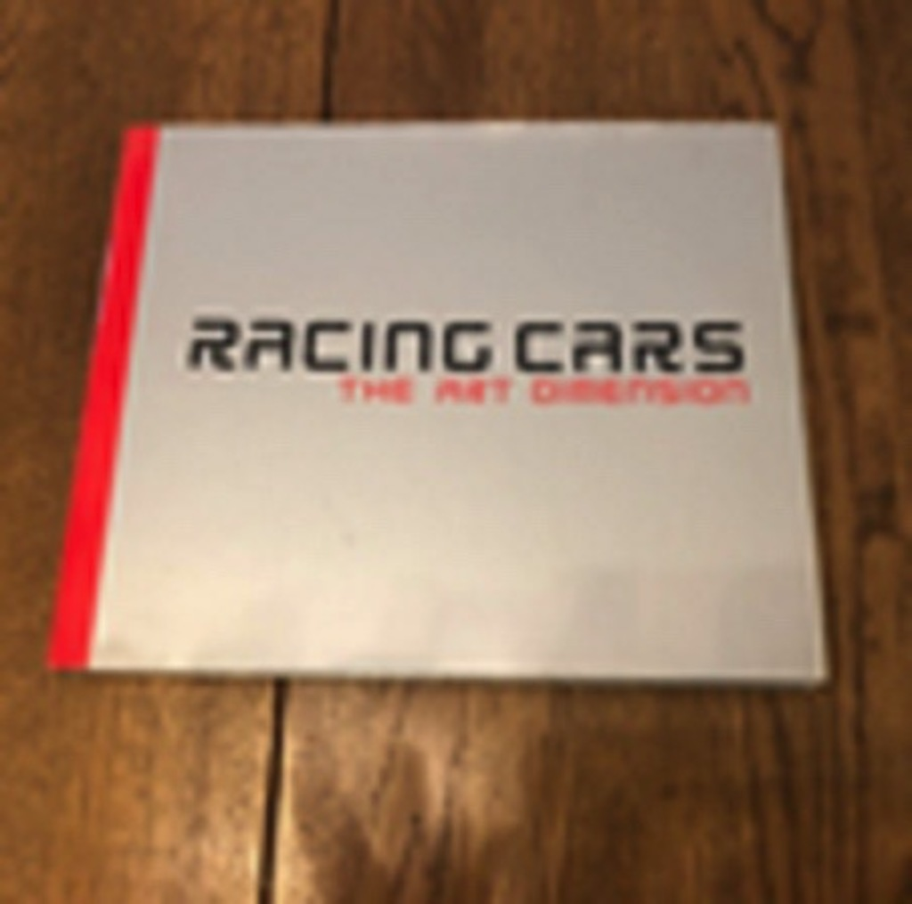 Racing Cars (The Art Dimension)