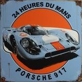 Gulf Porsche' by Tony Upson.