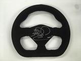 Signed Nigel Mansell Steering Wheel