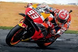 Marc Marquez. Artist Signed Limited Edition