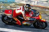 Barry Sheene. Artist Signed Limited Edition