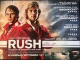 Multi-signed 'RUSH' movie board