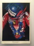 Gilles Villeneuve 'Lap of the Gods'
