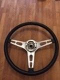 Les Leston steering wheel.