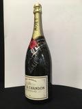 Multi-signed Champagne Magnum.