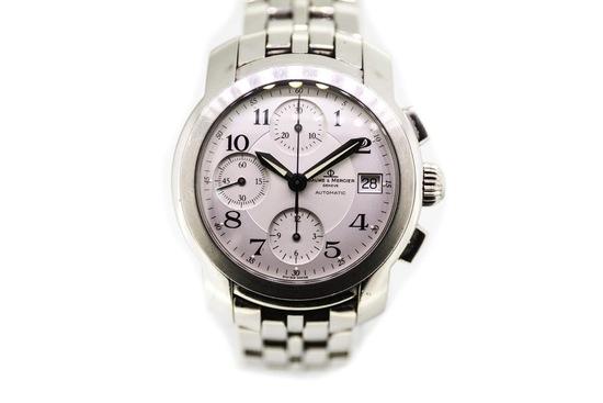 1999 Baume & Mercier Chronograph Wristwatch
