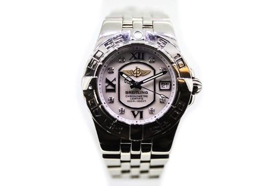 Breitling Starliner Diamond dial