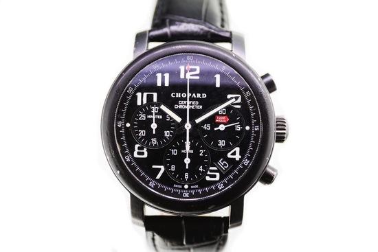 Chopard Mille Miglia Speed Black Dubai Ltd Edition 300 Chronograph