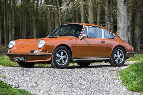 1972 Porsche 911 2.4S