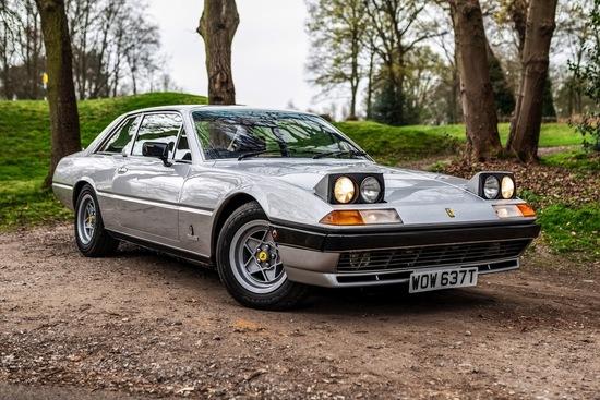 1978 Ferrari 400 GT Series 1