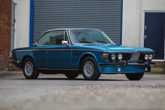 1975 BMW 3.0 CSi (E9) Coupe