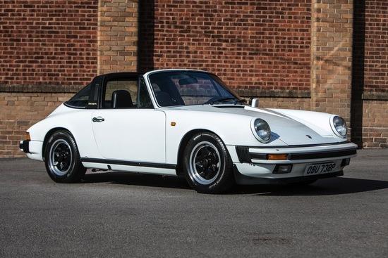 1976 Porsche 911S 2.7 Targa