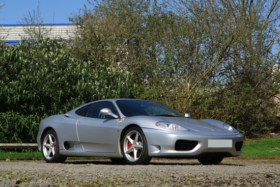 2000 Ferrari 360 Modena (Manual)
