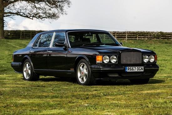 1997 Bentley Turbo RT LWB