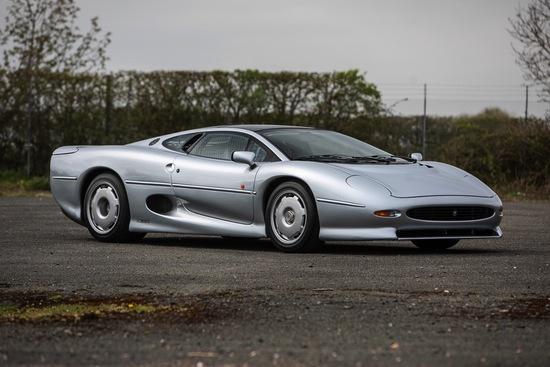 1997 Jaguar XJ220