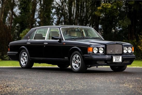 1998 Bentley Turbo RT LWB