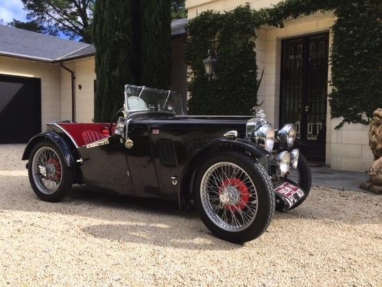 1933 MG Midget J1 Special Sports