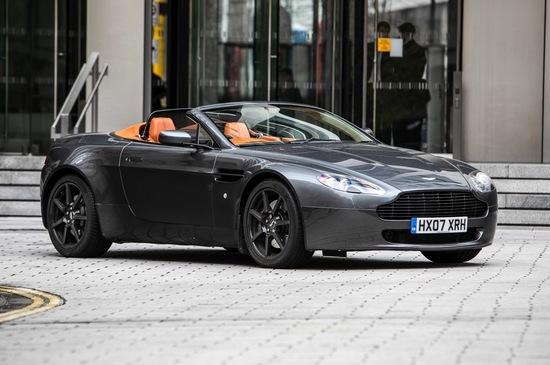 2007 Aston Martin Vantage 4.3 V8 Roadster