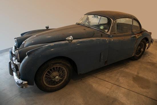 1959 Jaguar XK150 'S' 3.4-Litre Coupe Project