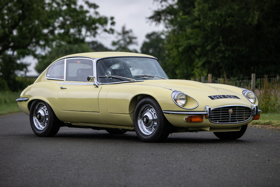 1972 Jaguar E-Type FHC Series 3