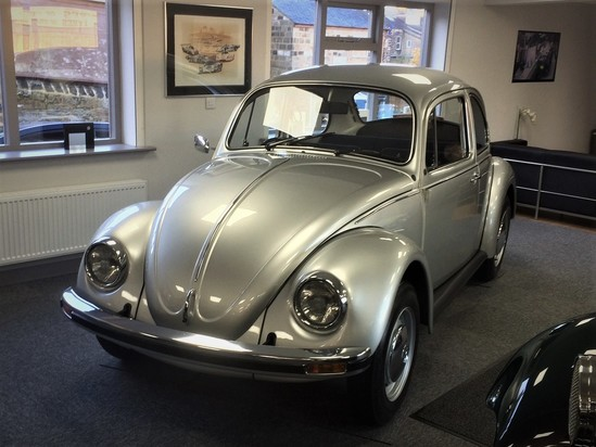 1978 VW Beetle Last Edition