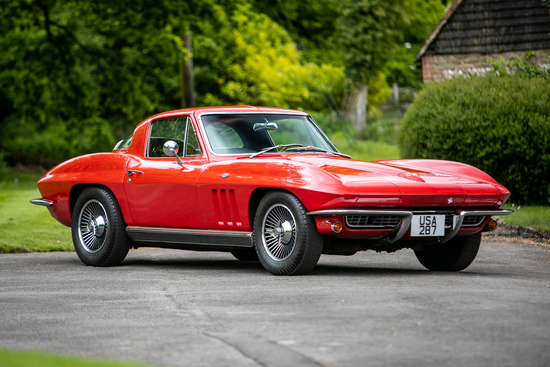 1966 Chevrolet Corvette Stingray (C2)