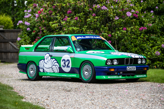 1991 BMW E30 M3 2.5 Race Car