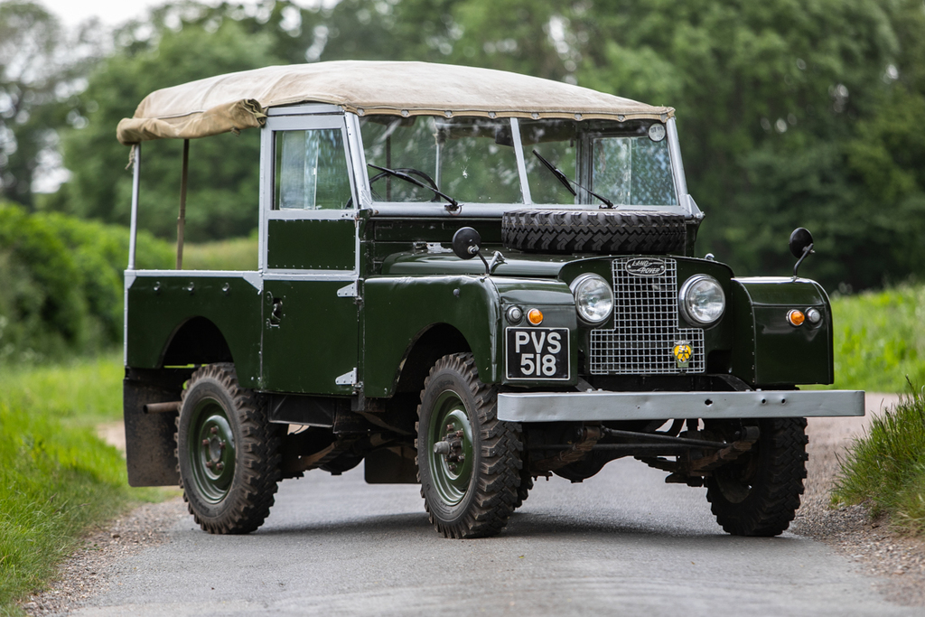 1956 Land Rover Series I 86''