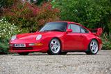 1995 Porsche 911 (993) RS Clubsport