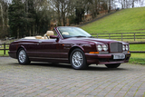 **Regretfully Withdrawn** 1999 Bentley Azure Convertible