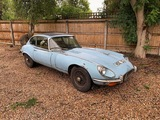 1971 Jaguar E-Type Series 3 V12 Coupe
