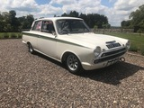 1965 Ford Lotus Cortina