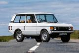 1972 Range Rover (Suffix A)