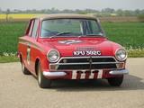 1965 Ford Lotus Cortina - Ex-Sir John Whitmore.