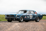 1965 Ford Mustang 289 Notchback race car
