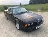 1989 BMW 635CSi Motorsport Edition