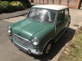 1965 Morris Mini Cooper S