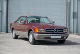 1988 Mercedes-Benz 420 SEC (C126)