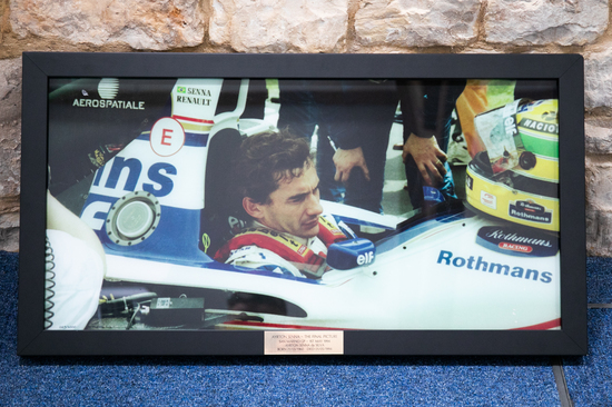 Ayrton Senna'The Final Picture'