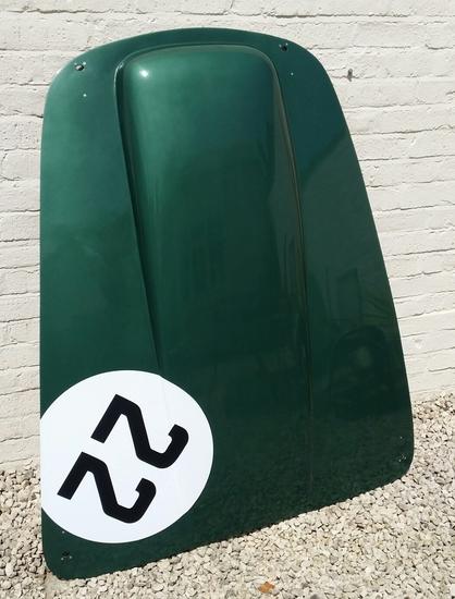 Aston Martin lightweight racing bonnet