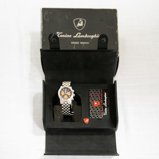 Tonino Lamborghini Ferruccio 2000 chronograph