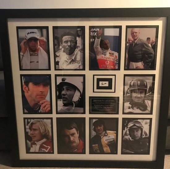 British Formula One Legends Montage