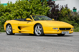 1997 Ferrari F355 Spider Manual