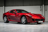 2008 Ferrari 599 GTB Manual