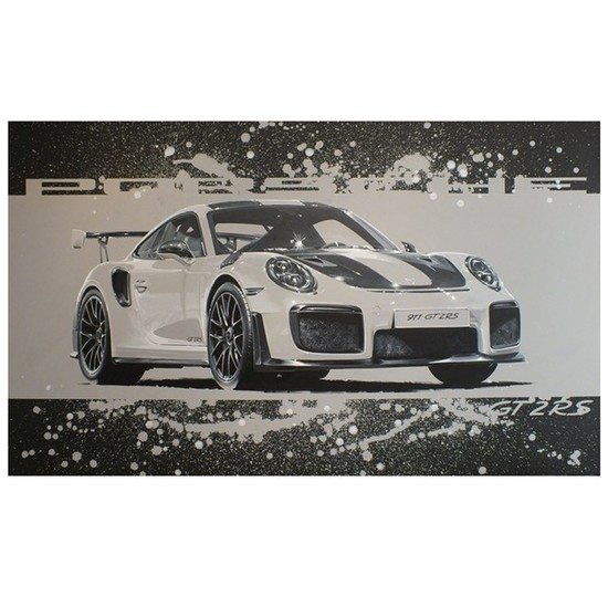 Porsche GT2 RS by Tony Upson